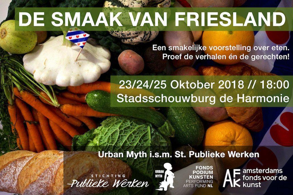 Smaak van Friesland